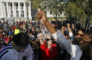 Al Sharpton hosts anti-Stand Your Ground rally in Tallahassee