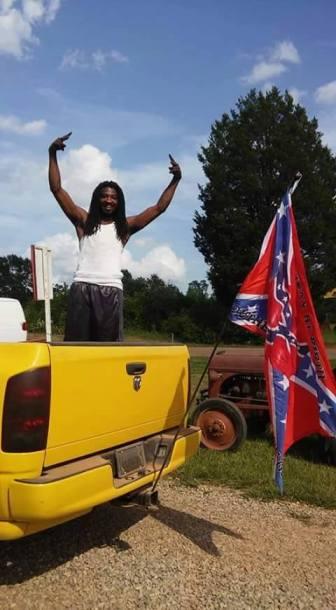 The rise of the black Confederates