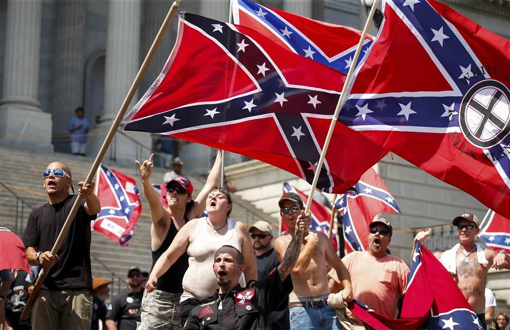 The Klan arrives in Columbia, SC
