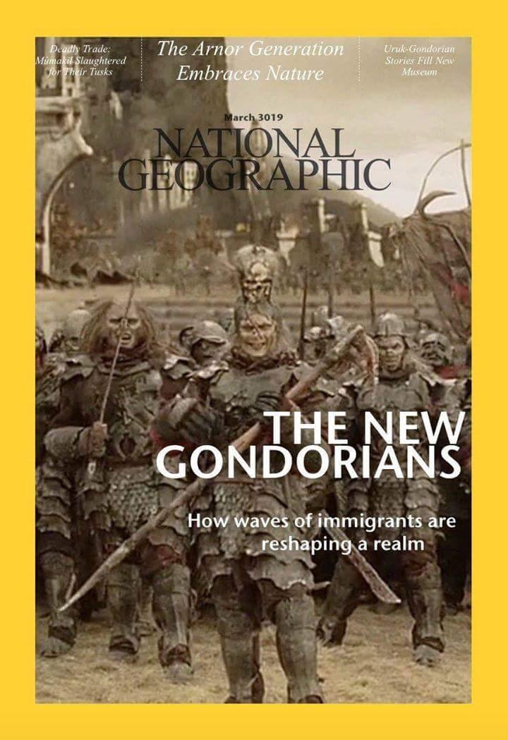 Diversity is Gondor's Strength