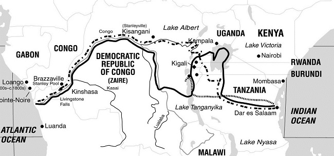 a history of the colonization of congo and the intervention of europeans in the congo region The democratic republic of congo a place of endemic wars since 1996 in its north-eastern region, the congo is relatively peaceful in its this short book is a summary and an update of the important history of congo written by the same author, cited below.
