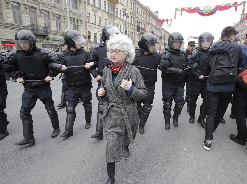 Moscow Protest 4