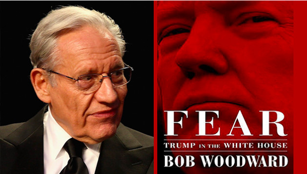 Image result for fear bob woodward