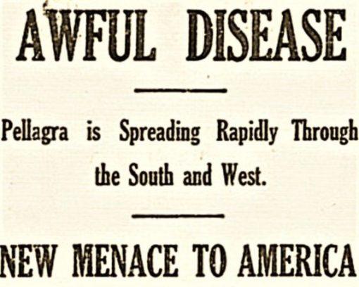 pellagra-disease