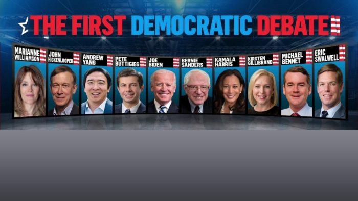 First-Dem-Debate-Night-2