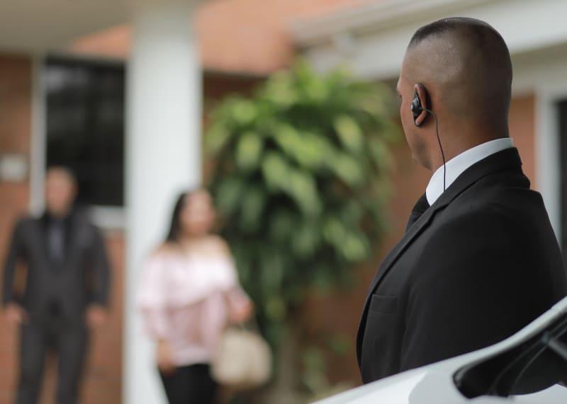 Escolta personal para Empresas | Seguridad de Occidente