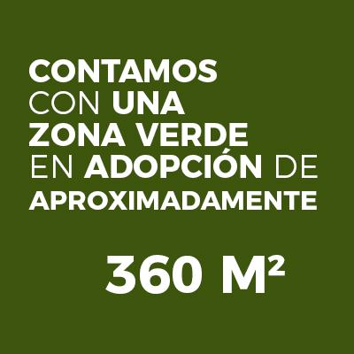 adopcion de zonas verdes
