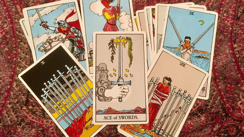 Tarot cards symbolism