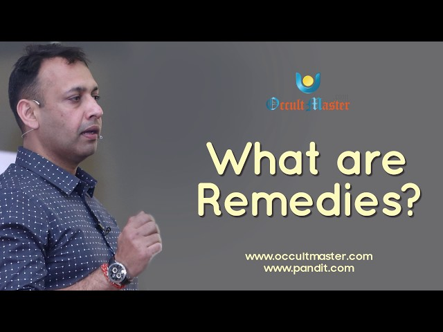 What are Remedies?