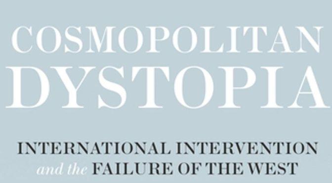 Episode 25: Cosmopolitan Dystopia, with Philip Cunliffe