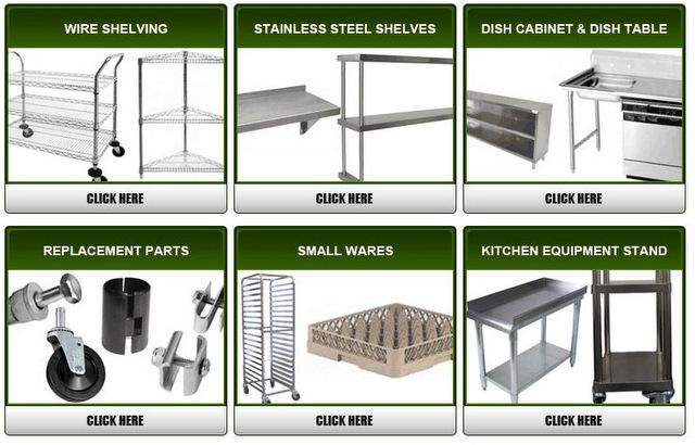commercial kitchen supply small islands restaurant equipment retailers shines with new ebay store design i want an custom