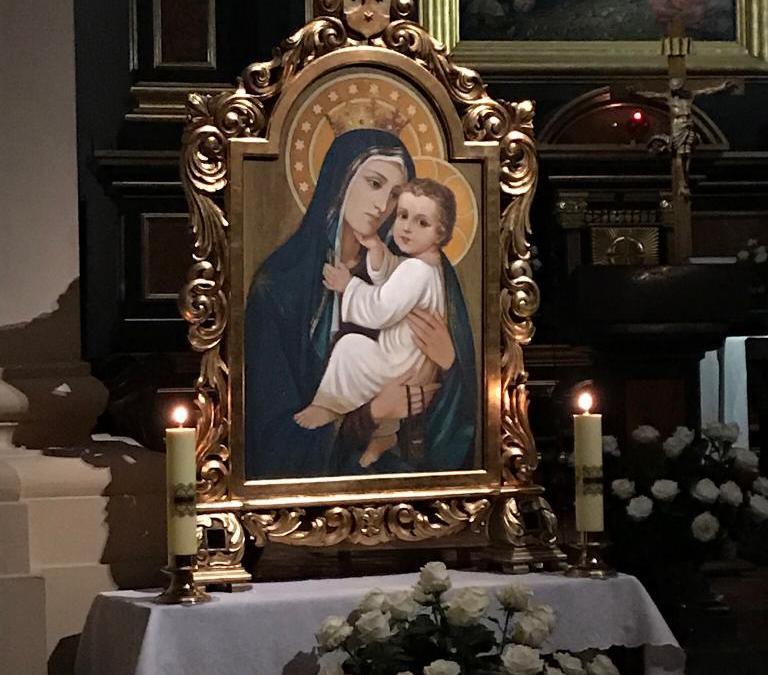 Uroczystość Matki Bożej wKarmelu poznańskim