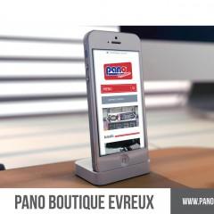 SITE INTERNET PANO EVREUX