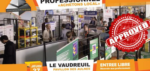 Save the date – Salon Achetons Local