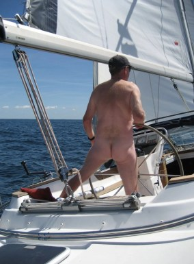 Image result for sailing naked
