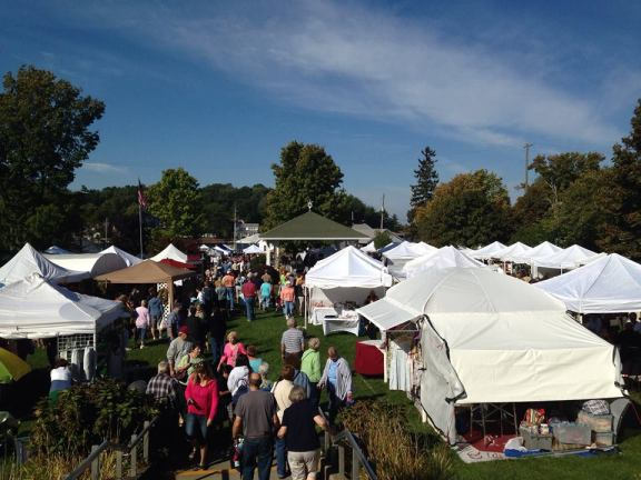 fall arts & crafts fair