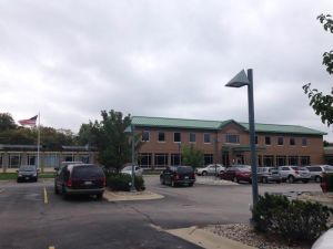 The Oceana County Medical Care Facility in Hart was originally built 50 years ago.