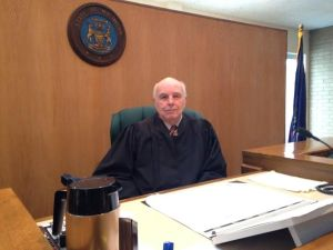 27th Circuit Court Judge Terrence R. Thomas