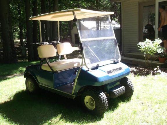 golf cart -1