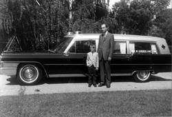 William P. and William F. Harris in 1968.