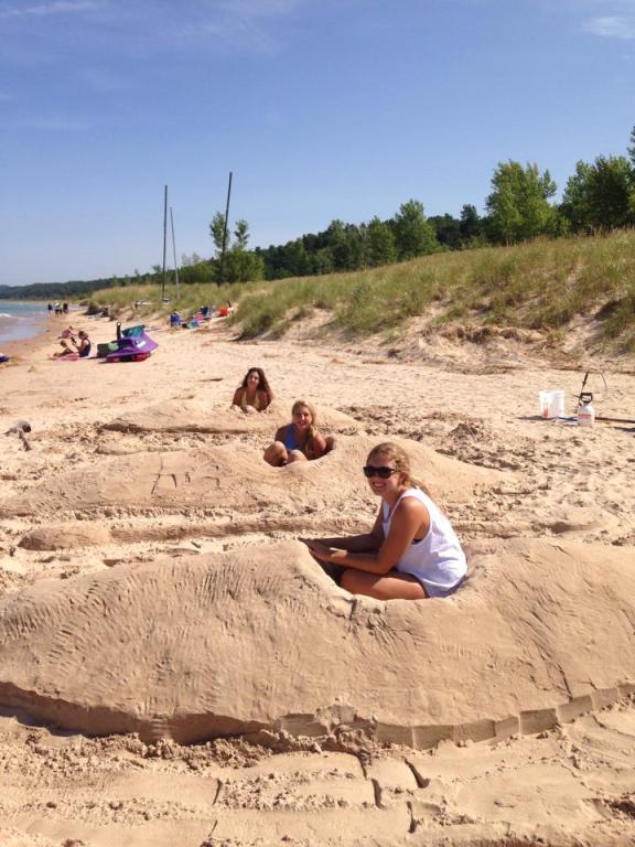 Pwt sand castles
