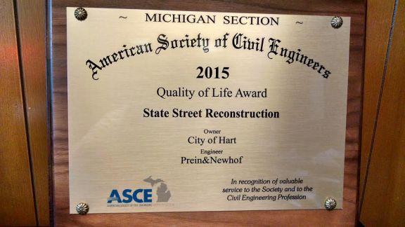 Hart city award