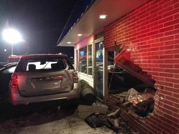 Meyers Chevrolet crash