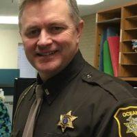 Oceana County Sheriffs Office Lt. Craig Mast.