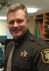 Oceana County Sheriff Craig Mast