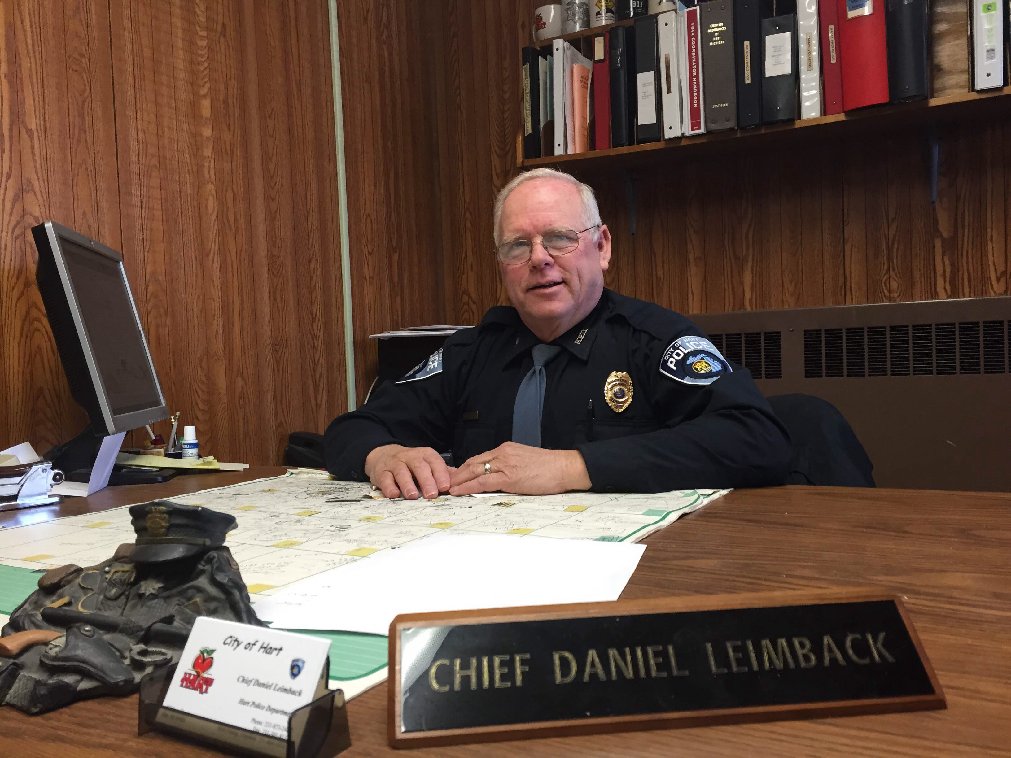 Living in the OC: Chief Leimback reflects on 40-year career