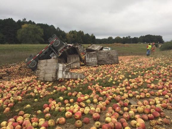 apple spill -1