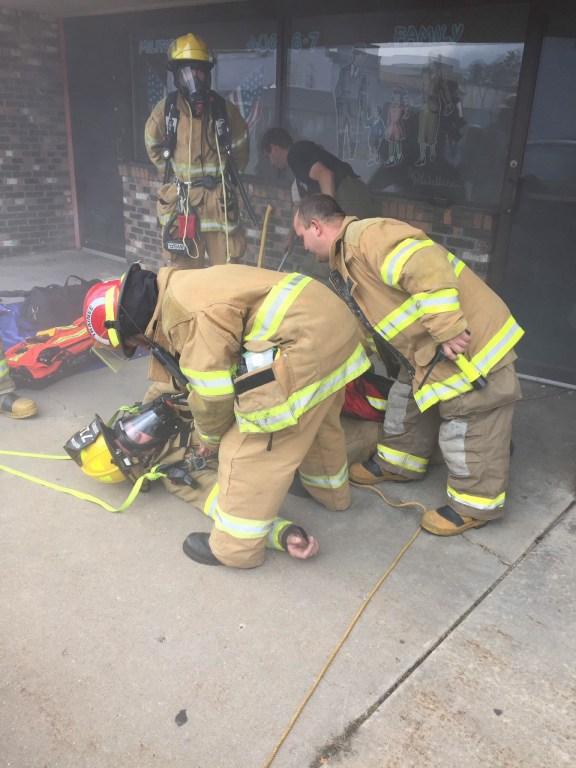 firefighter training - 1