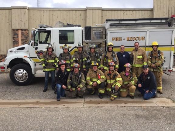 firefighter training - 2