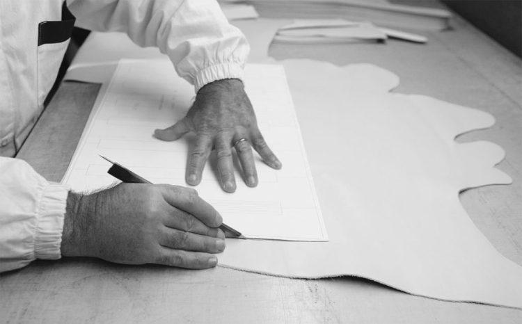 Making the Max Mara Renzo Piana Bag