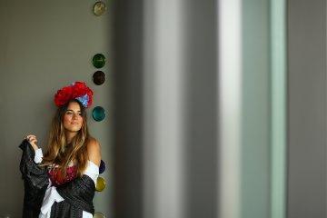 Frida's Wardrobe Experience, Andaz Mayakoba