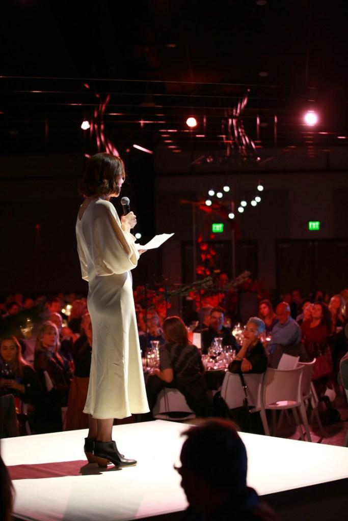 Maggie Gyllenhaal at the Premiere of The Kindergarten Teacher | Sundance Film Festival