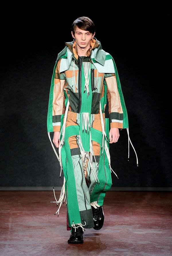 Craig Green   Photo courtesy of London Fashion Week Men's
