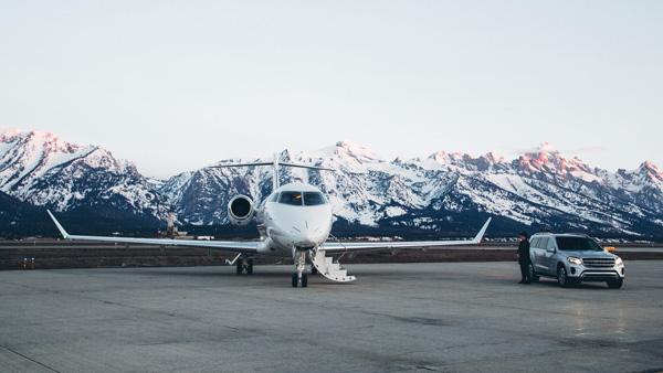 Four Seasons Vail Jackson Hole Private Jet Adventure