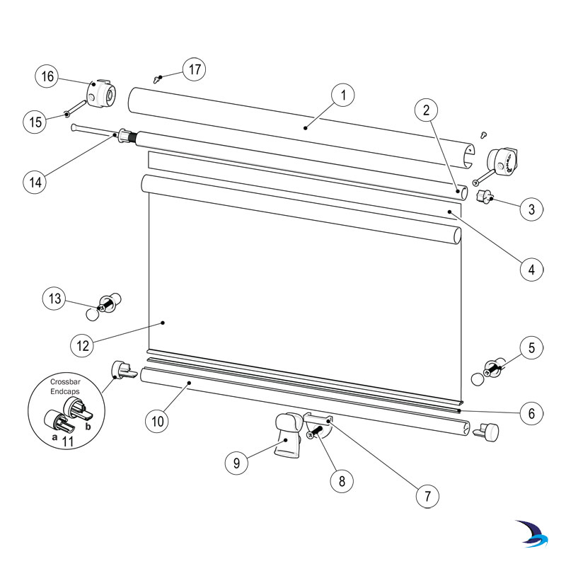 Dometic Spare Parts For Oceanair