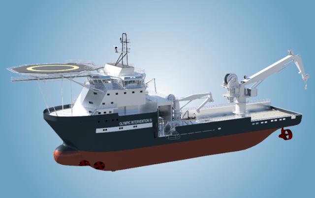 IMR - Vessel Management