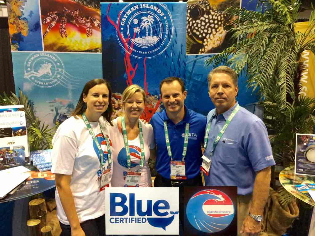 Blue Certified launches at DEMA in Orlando