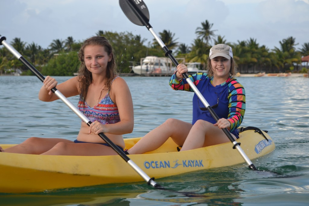 Ocean First Institute Partners in Research Expedition to Belize