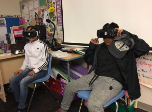 Dreamer Scholars Take A Virtual Trip to the Ocean!