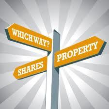 Investing in Property or Shares