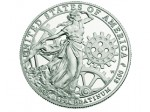 Independence Platinum coin