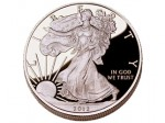 Independence Silver coin