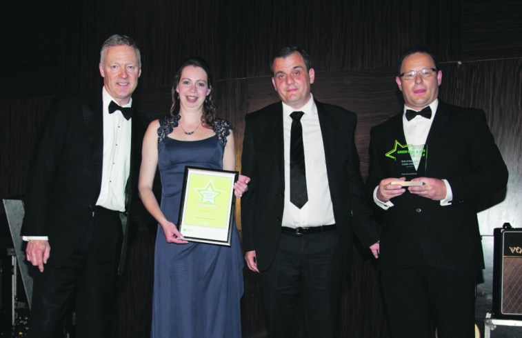 Ocean Services Green Deal_award