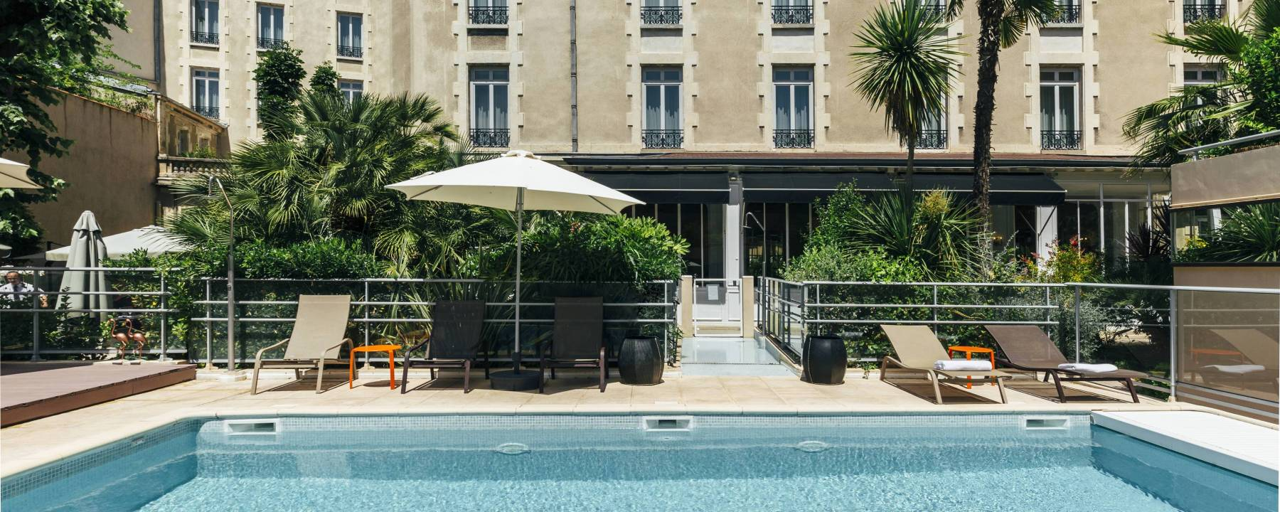 hotel oceania le metropole montpellier montpellier