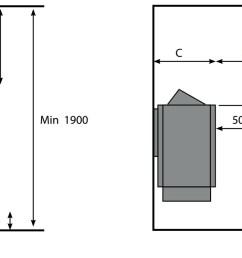 sauna heater clearance distances oceanic sauna heater with built in controls 1 [ 1380 x 717 Pixel ]