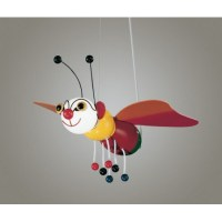 Eglo 83579 Susi Bee Insect Childrens Hanging Pendant Light
